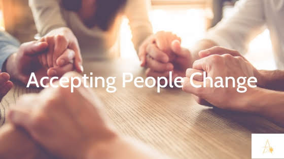 Accepting People Change -ACC Blog